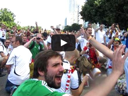 WM Rio Finalfeier