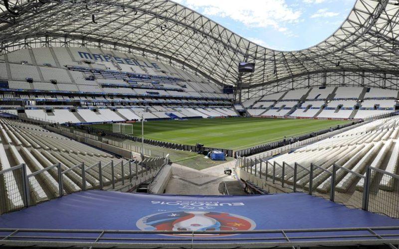 Stadion Marseille