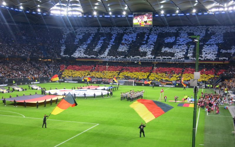 Deutschland Niederlande Anpfiff